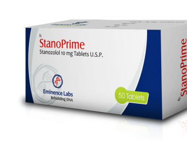 Stanoprime ( 10mg (50 pills) - Stanozolol oral (Winstrol) )