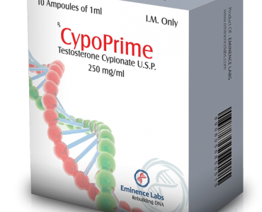 Cypoprime ( 10 ampoules (250mg/ml) - Testosterone cypionate )