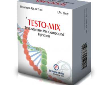 Testomix ( 10 ampoules (250mg/ml) - Sustanon 250 (Testosterone mix) )