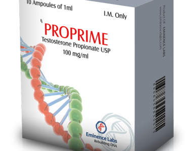 Proprime ( 10 ampoules (100mg/ml) - Testosterone propionate )