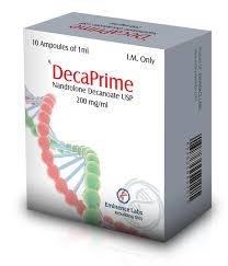 Decaprime ( 10 ampoules (200mg/ml) - Nandrolone decanoate (Deca) )