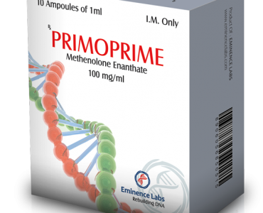 Primoprime ( 10 ampoules (100mg/ml) - Methenolone acetate (Primobolan) )