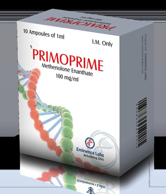 Primoprime ( 10 ampoules (100mg/ml) - Methenolone acetate (Primobolan) )
