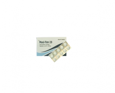 Maxi-Fen-20 ( 20mg (100 pills) - Tamoxifen citrate (Nolvadex) )