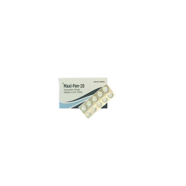 Maxi-Fen-20 ( 20mg (100 pills) - Tamoxifen citrate (Nolvadex) )
