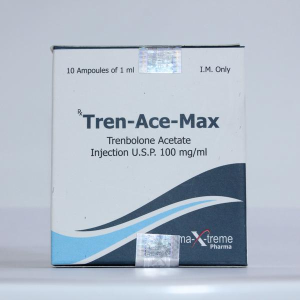 Tren-Ace-Max amp ( 10 ampoules (100mg/ml) - Trenbolone acetate )