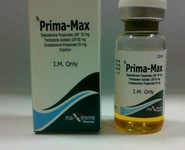 Prima-Max ( 10ml vial (150mg/ml) - Trenbolone Mix (Tri Tren) )