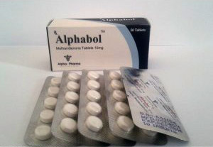 Alphabol ( 10mg (50 pills) - Methandienone oral (Dianabol) )