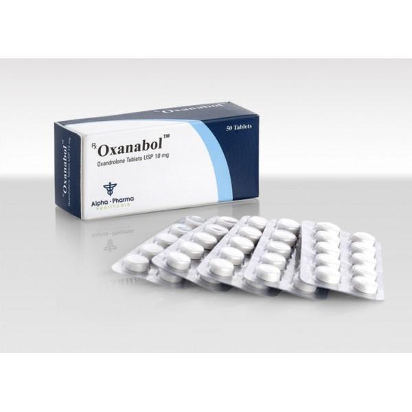 Oxanabol ( 10mg (50 pills) - Oxandrolone (Anavar) )