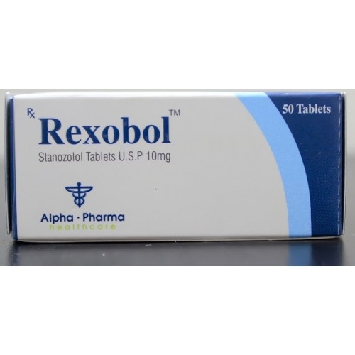 Rexobol-10 ( 10mg (50 pills) - Stanozolol oral (Winstrol) )