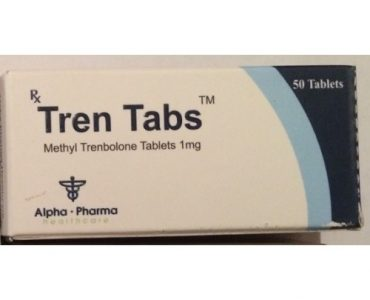 Tren Tabs ( 1mg (50 pills) - Methyltrienolone (Methyl trenbolone) )