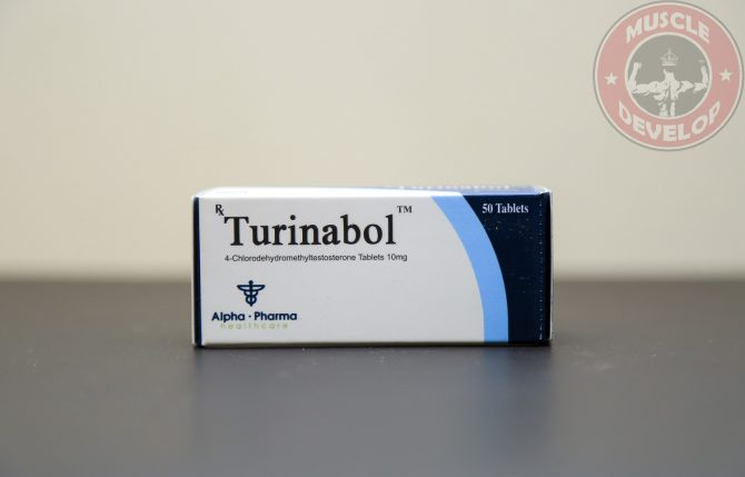 Turinabol 10 ( 10mg (50 pills) - Turinabol (4-Chlorodehydromethyltestosterone) )