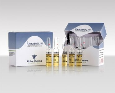 Parabolin ( 5x1.5ml ampoules (75mg/1.5ml) - Trenbolone hexahydrobenzylcarbonate )