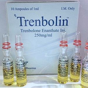 Trenbolin (ampoules) ( 10 ampoules (250mg/ml) - Trenbolone enanthate )