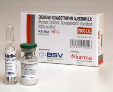 HCG 2000IU ( 1 vial of 2000IU - HCG )