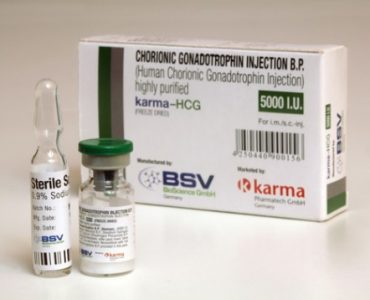 HCG 5000IU ( 1 vial of 5000IU - HCG )