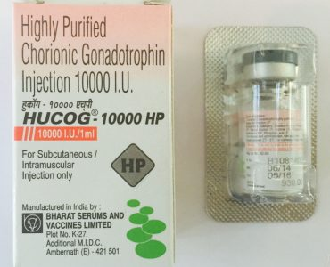HCG 10000IU ( 1 vial of 10 000IU - HCG )