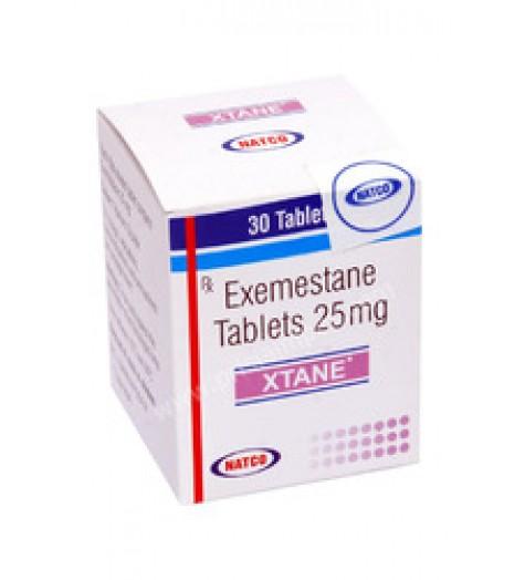 Exemestane ( 25mg (28 pills) - Exemestane (Aromasin) )