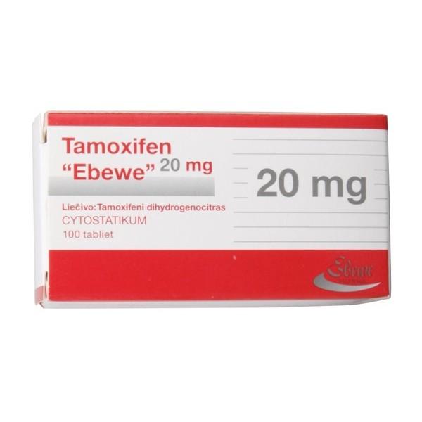 Tamoxifen 20 ( 20mg (10 pills) - Tamoxifen citrate (Nolvadex) )