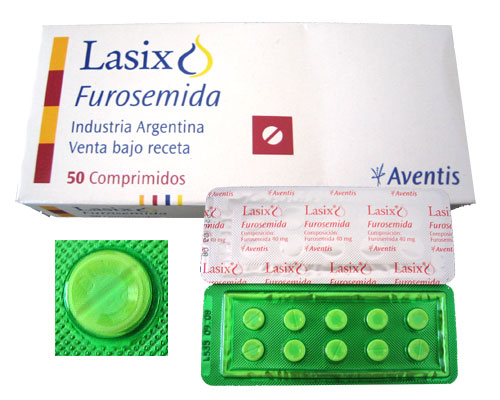 Lasix ( 40mg (15 pills) - Furosemide (Lasix) )