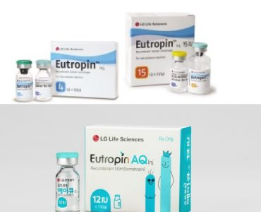 Eutropin 4IU ( 1 vial of 4IU - Human Growth Hormone (HGH) )