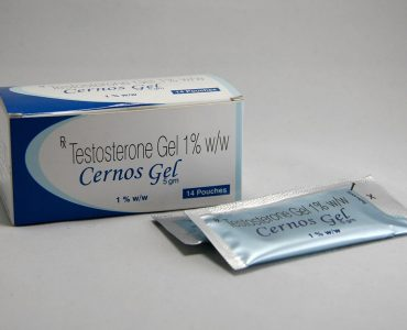 Cernos Gel (Testogel) ( 14 sachet per box - Testosterone supplements )