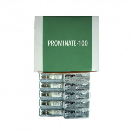 Prominate 100 ( 10 ampoules (100mg/ml) - Methenolone enanthate (Primobolan depot) )