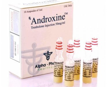 Androxine ( 10 Ampoules (50mg/ml) - Trenbolone )
