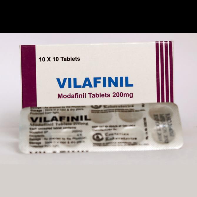 Vilafinil ( 200mg (10 pills) - Modafinil )