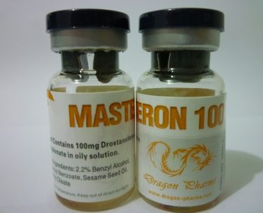 Masteron 100 ( 10 mL vial (100 mg/mL) - Drostanolone propionate (Masteron) )