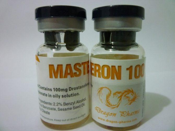 Masteron 100 ( 10 mL vial (100 mg/mL) - Drostanolone propionate (Masteron) )