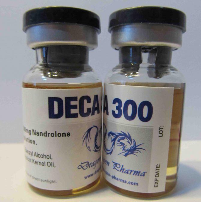 Deca 300 ( 10ml vial (300mg/ml) - Nandrolone decanoate (Deca) )