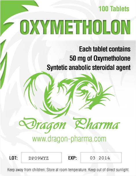 Oxymetholon ( 100 tabs (50 mg/tab) - Oxymetholone (Anadrol) )