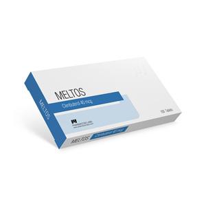 Meltos 40 ( 40mcg (100 pills) - Clenbuterol hydrochloride (Clen) )