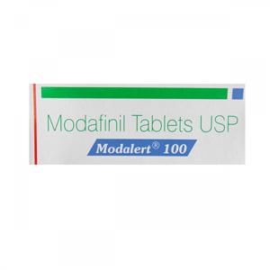 Modalert 100 ( 100mg (10 pills) - Modafinil )