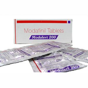 Modalert 200 ( 200mg (10 pills) - Modafinil )