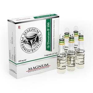 Magnum Drostan-P 100 ( 5 ampoules (100mg/ml) - Drostanolone Propionate (Masteron) )