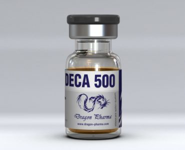 Deca 500 ( 10 ml vial (500 mg/ml) - Nandrolone decanoate (Deca) )