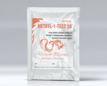 Methyl-1-Test 10 ( 100 tabs (10 mg/tab) - Methyldihydroboldenone )