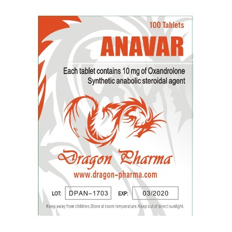 Anavar 10 ( 10mg (100 pills) - Oxandrolone (Anavar) )