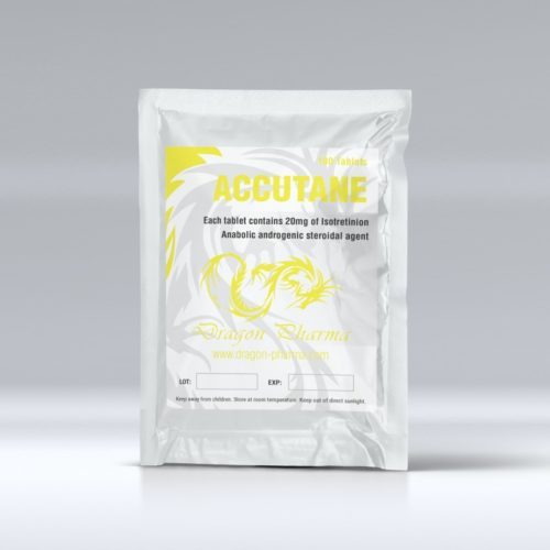 ACCUTANE ( 20mg (100 pills) - Isotretinoin  (Accutane) )